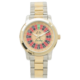 Lucky Roulette Watch