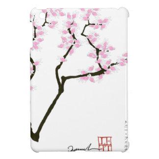 lucky sakura and pink goldfish, tony fernandes iPad mini case