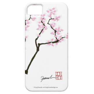 lucky sakura and pink goldfish, tony fernandes iPhone 5 covers
