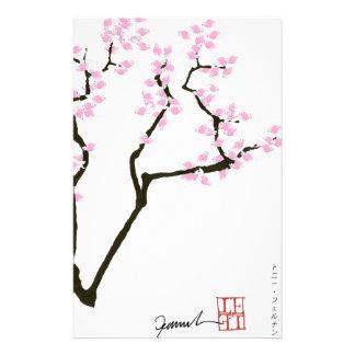 lucky sakura and pink goldfish, tony fernandes stationery