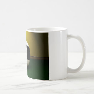 Lucky Seven Billiard Ball Coffee Mug
