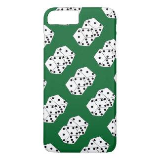 Lucky Seven Dice iPhone Case