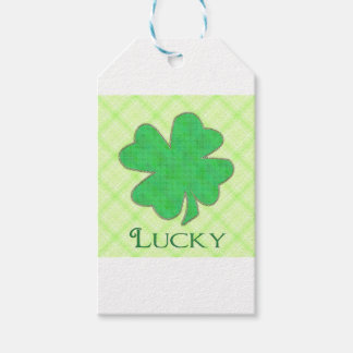 Lucky Shamrock #2 Gift Tags