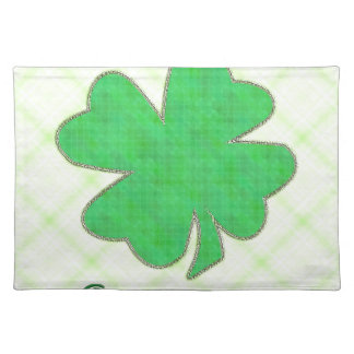 Lucky Shamrock #2 Placemat