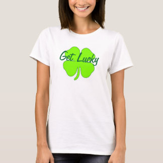 Lucky Shamrock T-Shirt