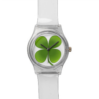 Lucky Shamrock Watch