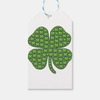 Lucky Shamrocks Gift Tags