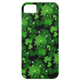 Lucky Shamrocks iPhone 5 Case