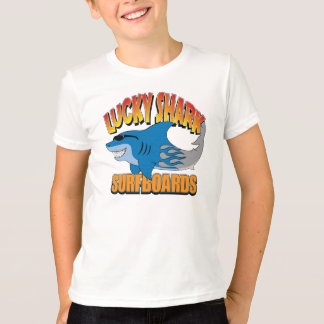 Lucky Shark Surfboards T-Shirt