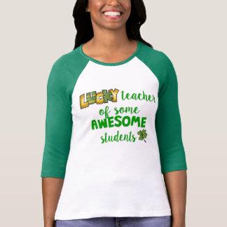 Lucky Teacher T-Shirt