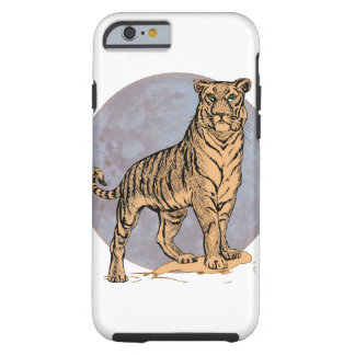 Lucky Tiger | Tough iPhone 6 Case