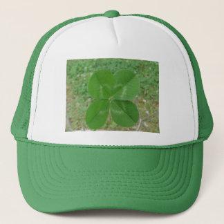 lucky trucker hat
