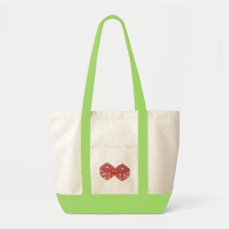 Lucky Wedding Dice Tote Bag