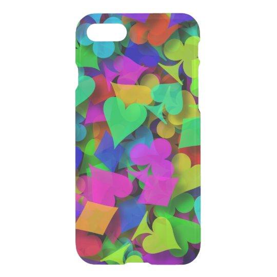 Lucky Winner Gambler Rainbow iPhone 7 Case