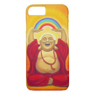 Lucky Zen Laughing Buddha iPhone 7 case
