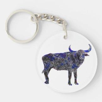 Lucky Zodiac Ox | keychain