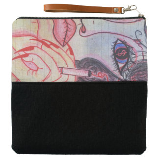 LuckyPen Art Clutch