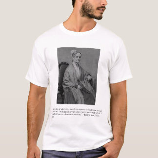Lucretia Mott Shirt