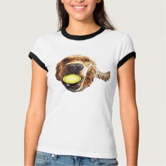 lucy ball white T-Shirt