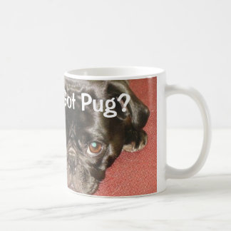 "Lucy ""Got Pug?"" Mug"