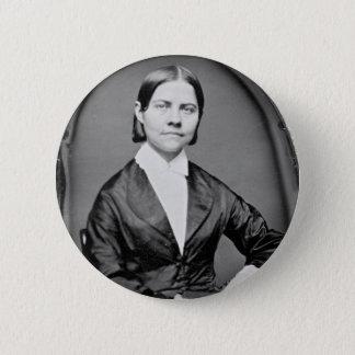 Lucy Stone American Abolitionist and Suffragist 2 Inch Round Button