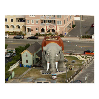 Lucy The Elephant Postcard