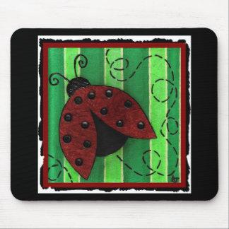 Lucy the Ladybug - mousepad