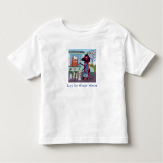 Lucy the Wonder Weenie Ice Cream Truck T-Shirt