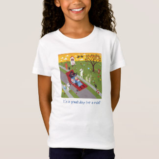Lucy the Wonder Weenie Neighborhood T-Shirt