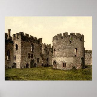 Ludlow Castle I, Shropshire, England Poster