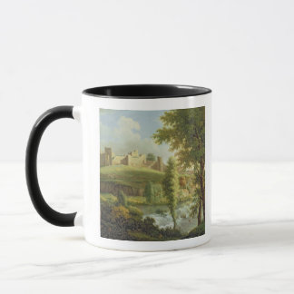 Ludlow Castle with Dinham Weir, from the South-Wes Mug