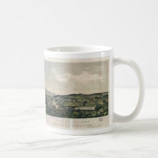 Ludlow Vermont From South Hill (1859) Coffee Mug