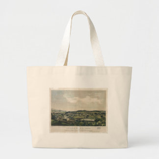 Ludlow Vermont From South Hill (1859) Large Tote Bag