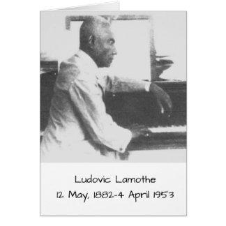 Ludovic Lamothe Card