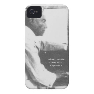 Ludovic Lamothe iPhone 4 Case-Mate Case