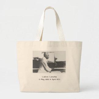 Ludovic Lamothe Large Tote Bag