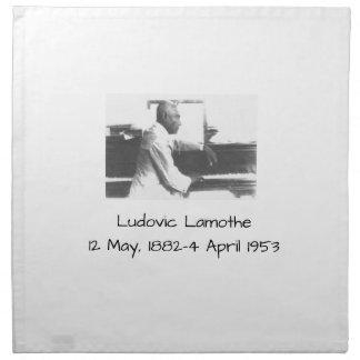 Ludovic Lamothe Napkin