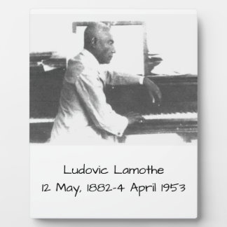 Ludovic Lamothe Plaque