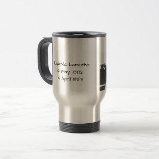 Ludovic Lamothe Travel Mug