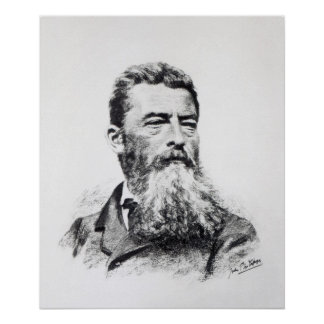 Ludwig Feuerbach Poster