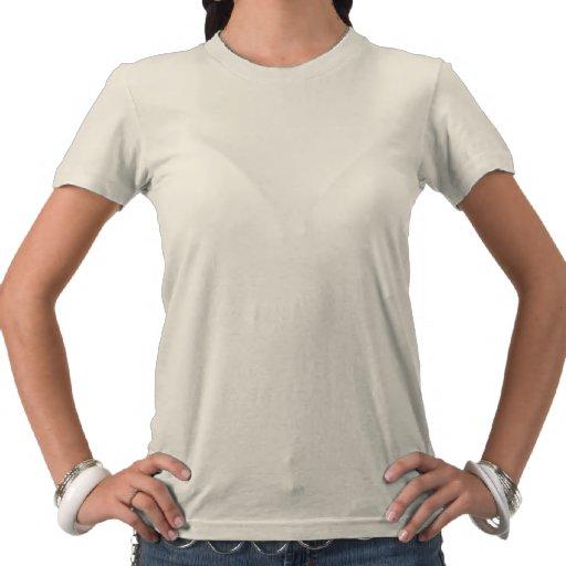 Ludwig Mies/habillement américain des femmes organ T-shirt