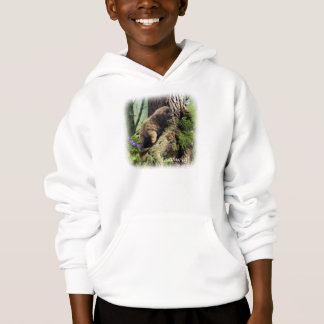 Ludwig the Leonberger Explores Nature Hoodie