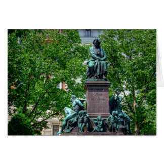 Ludwig van Beethoven Card