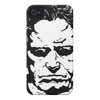 Ludwig van Beethoven - famous German composer iPhone 4 Cover
