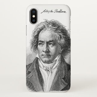 Ludwig van Beethoven - iPhone X case