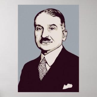 Ludwig von Mises Print