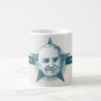 Ludwig von Mises  - Tu Ne Cede Malis Mug