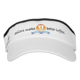 Luffers Sunset_Sailors Make Better Luffers Visor