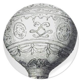 Luftschiff_Montgolfier Plate