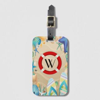 Luggage Tag - Bag, Briefcase, Tote Tag - Bus.Card